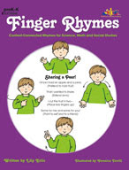Finger Rhymes Content-Connected Rhymes for Math, Science and Social Studies