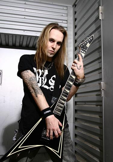 Children Of Bodom Hatecrew By (James) THE LIVING DEAD BEAT