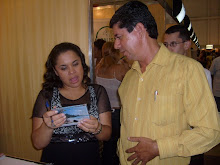 Cantora Cassiane e Cantor Waner Fernandes