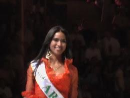ZAIRA KARINA PEREZ COLINA (REINA NACIONAL DEL FOLCLOR)