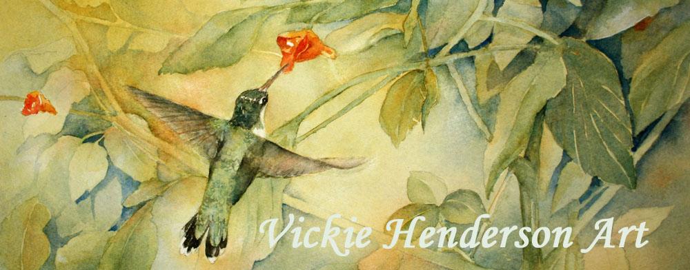 Vickie Henderson Art