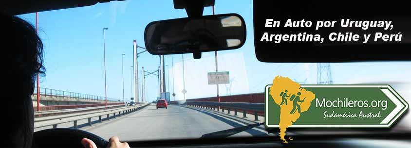 Mochileros en auto, de Buenos Aires a Quito.