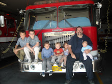 Steve and The Kids On Engine 7
