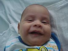 Iury, 3 meses