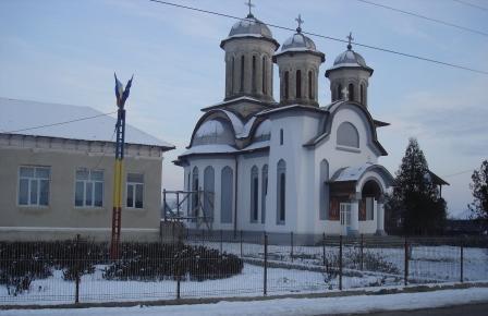 Biserica Ortodoxa Romana din comuna Rogova