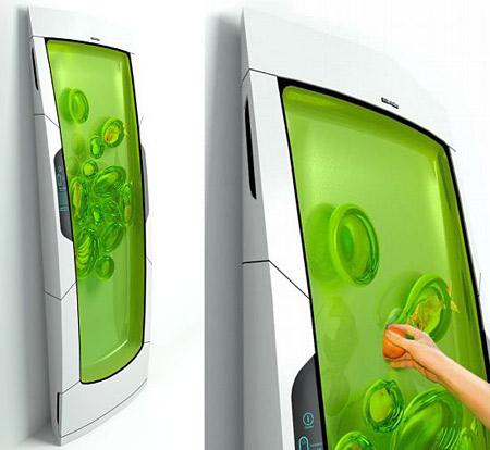 Woot Finger Tips Unusual Refrigerator