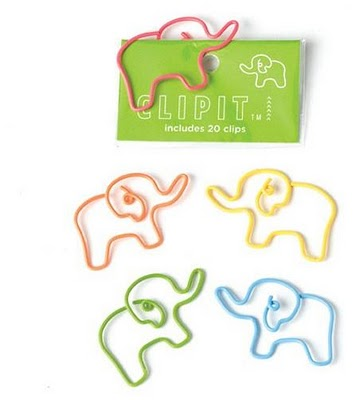 Woot! Finger Tips: Woot! Cute Paper Clip
