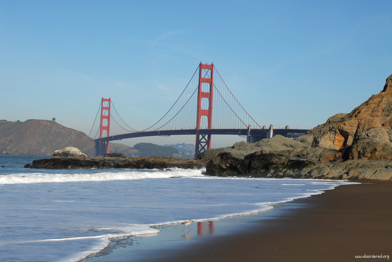 Family Beach, Nude Beach, Beautiful - Baker Beach