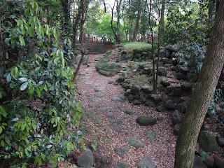 藤田邸跡公園の森