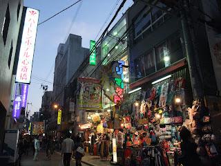 大阪ハイエンドオーディオショウ 2009 アメリカ村の夕暮れ