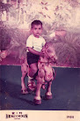 When i was 2 years Old