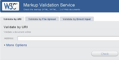validator.w3.org