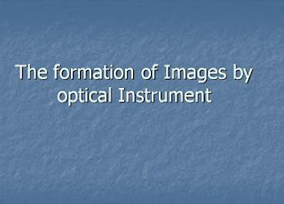 Powerpoint) Optical Instrument ppt | Science SPM Form 4