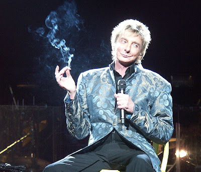 Barry Manilow is fashionable