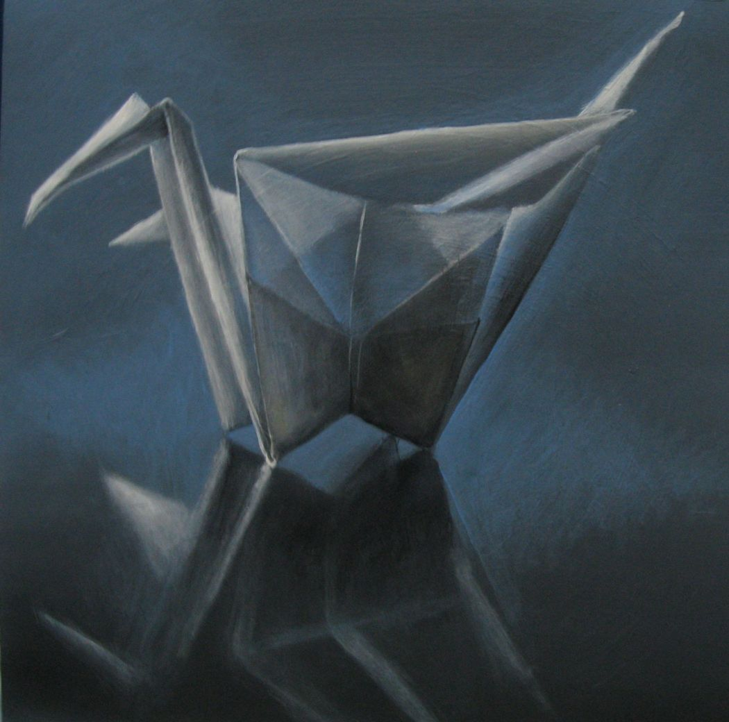 One Painting a Day: Origami