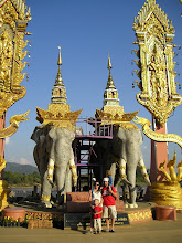 The Golden Triangle, Thailand