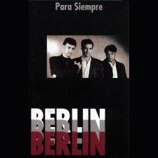 BERLIN - 1994 - Para Siempre [CD]