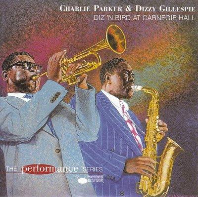 Bird And Dizzy Gillespie Diz Bird And Diz