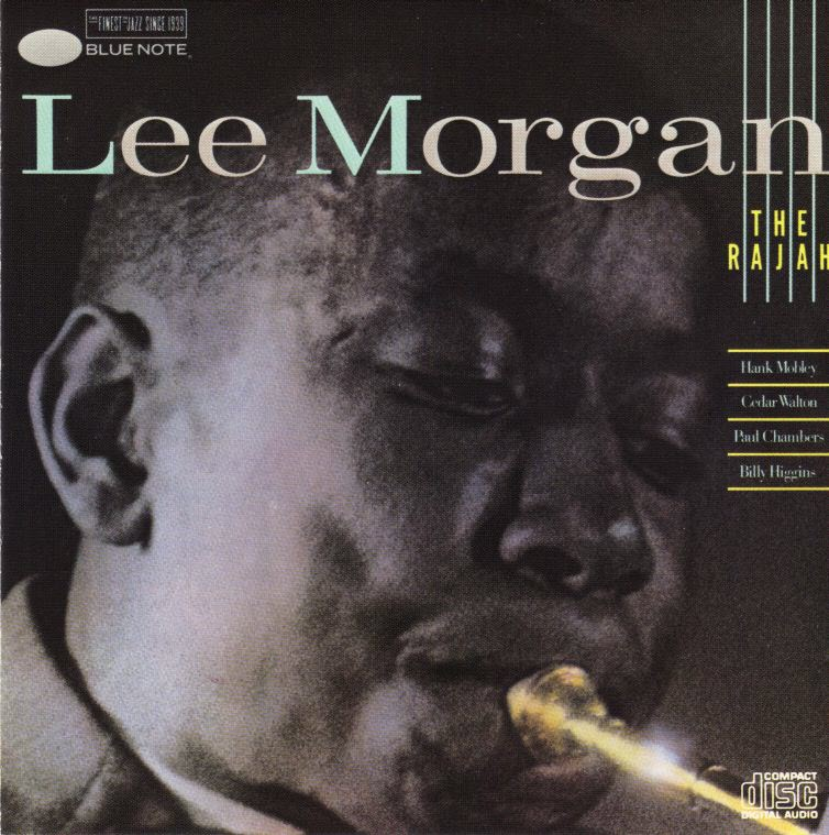 lee morgan - the rajah (album art)