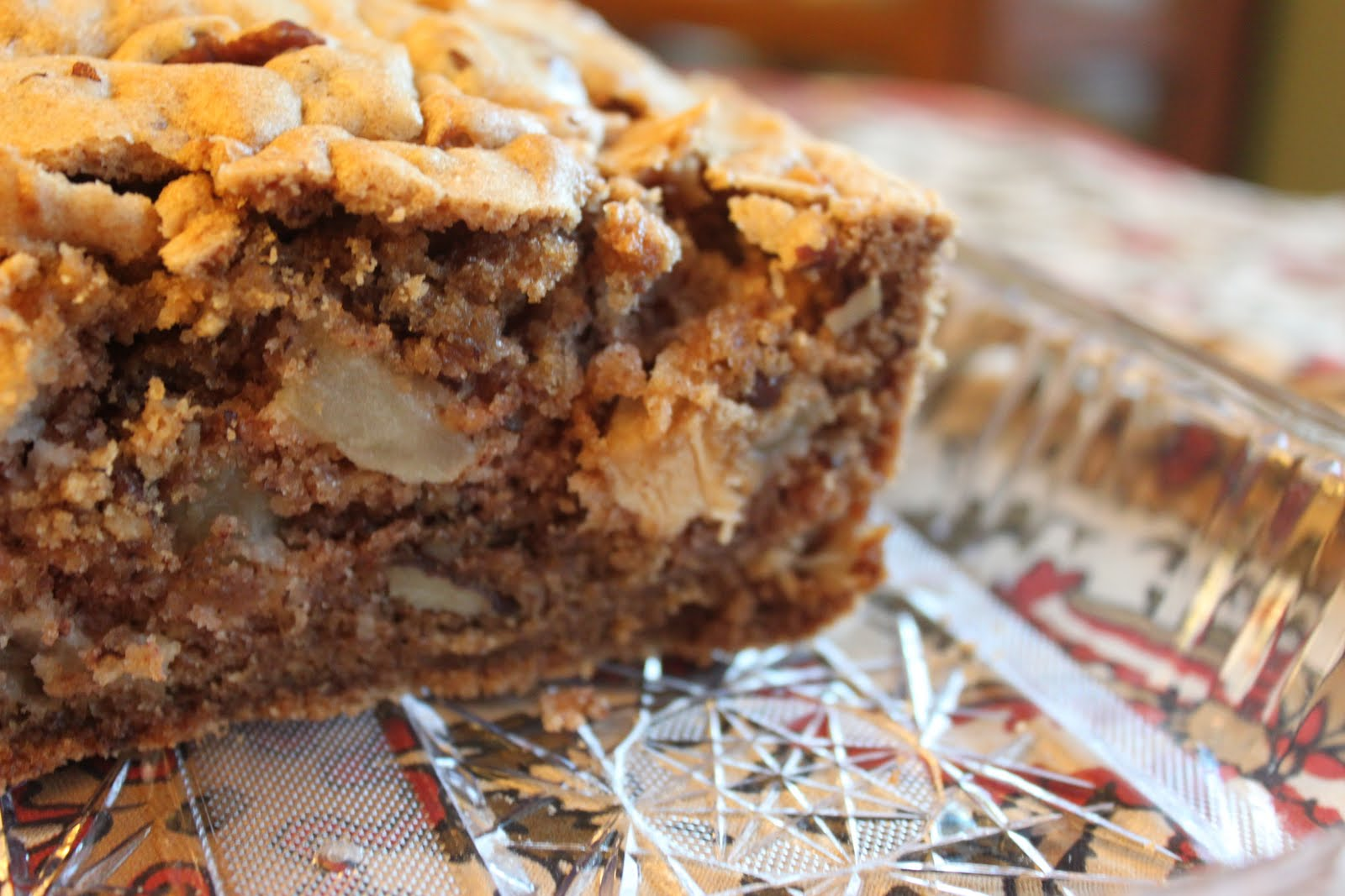 Texas Pecan Pound Cake Recipe