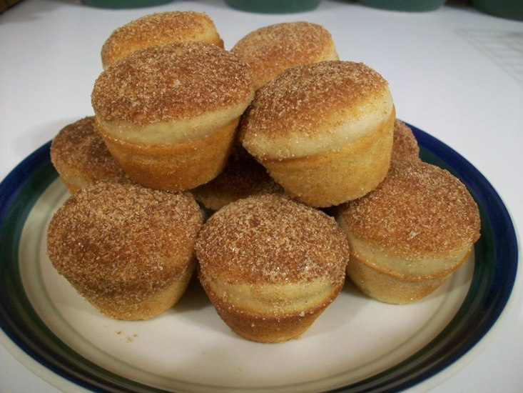Recipes with old donuts