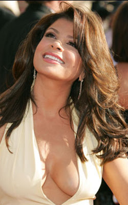 tv judge Paula Abdul pictures