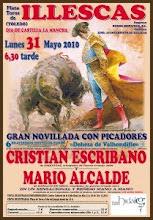 Novillada del Día de Castilla-La Mancha