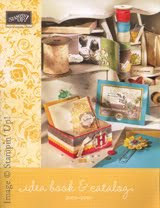 Stampin' Up! Idea Book & Catalog