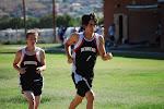Matt running!