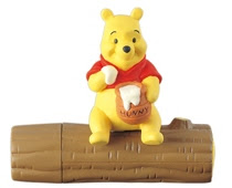 Disney toys  USB flash drives Poo bear