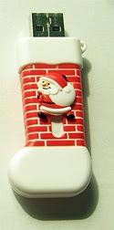 Christmas Gift USB flash drive