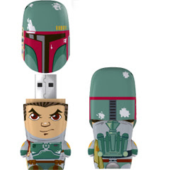 Star wars usb flash drive Boba Fett