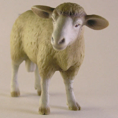 animals sheep usb flash drive