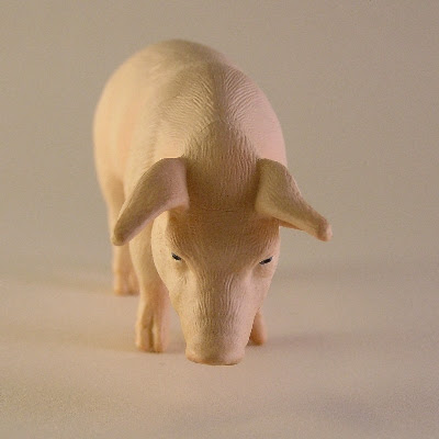 animals pig usb flash drive