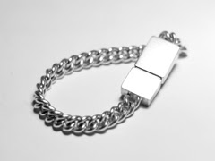 PALERMO bracelet USB flash drive