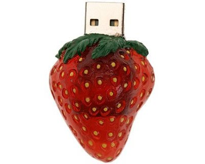 Strawberry USB Flash Drive