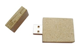 Eco-Friendly USB thumb drive