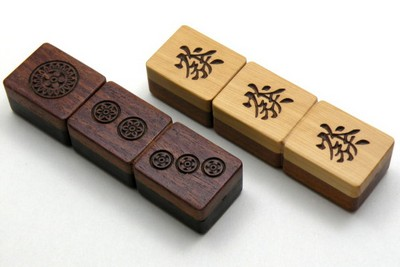 Mahjong USB flash drive