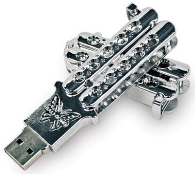 Knife USB flash drive