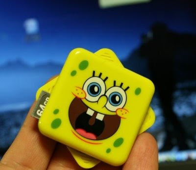 SpongeBob USB thumb drive 64 GB