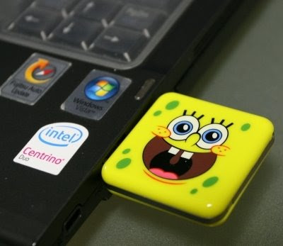 SpongeBob USB flash disk 64 GB