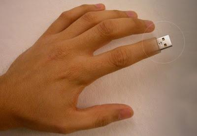 YouSB USB thumb drive