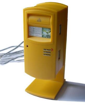 Mailbox USB hub
