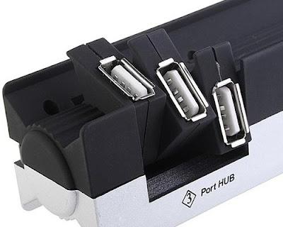 Combined USB Hub