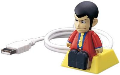 Lupin the Third USB memory drive