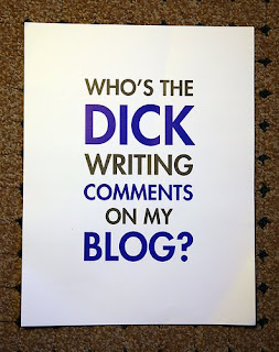 Funny Blog comment Photo by Scott Beale/Laughing Squid