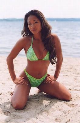 Gail Kim 2009 WWE Vicio: WWE ...
