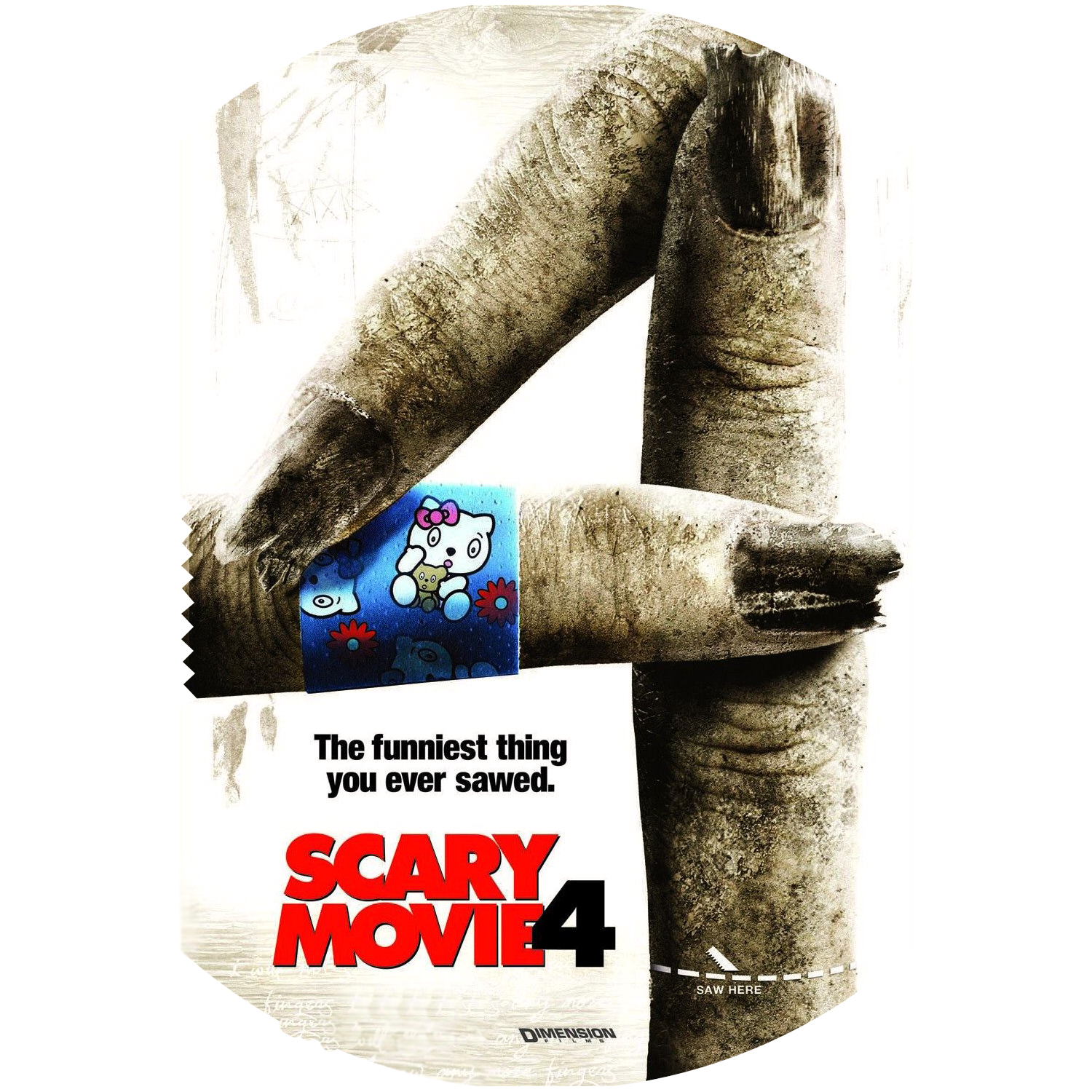 Scary Movie DVD Cover