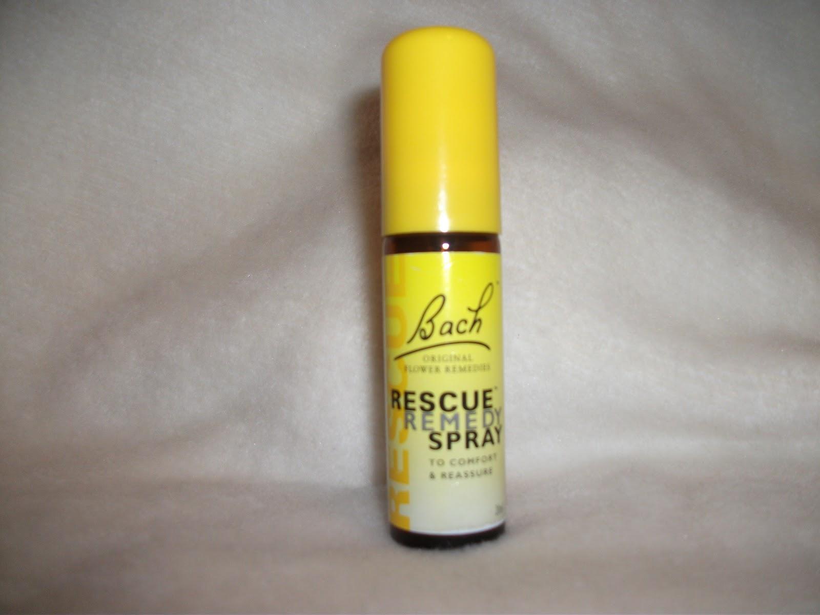 bach rescue spray ervaringen