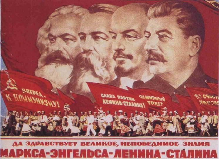 Fiche - révision - l'urss de staline